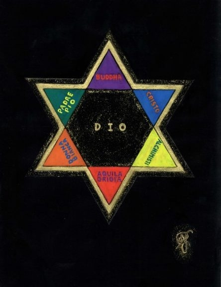 The Seven Masters of the Star of David
